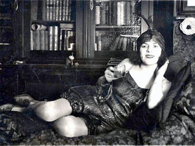 Photo flapper girl 1928