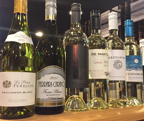 Sauvignon Blanc: The Ultimate Wine Club Theme