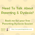Book Me For Your Free Parenting Dyslexia Session
