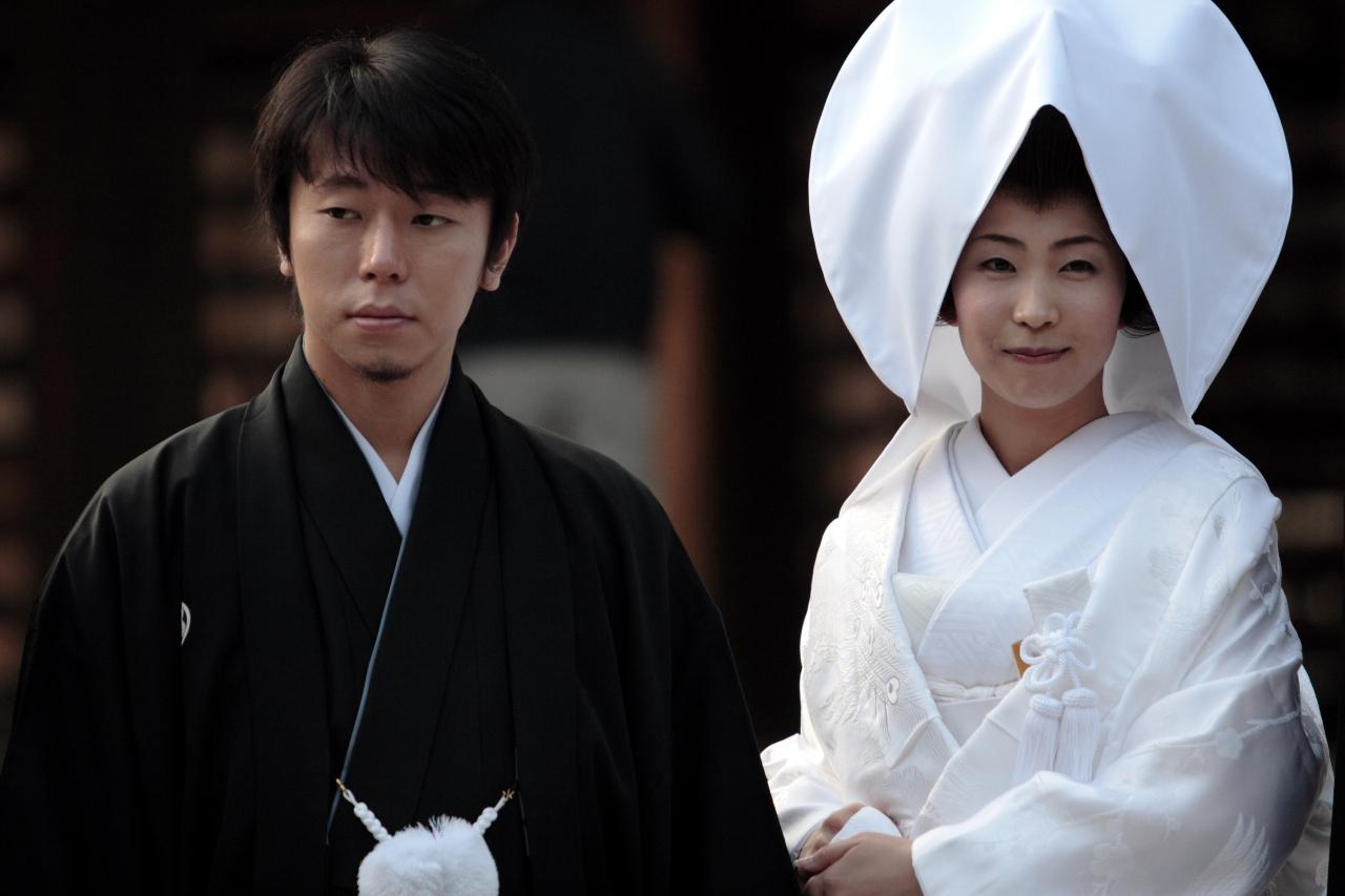 MUNDO JAPON: El matrimonio en Japón