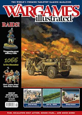 Wargames Illustrated 347, September 2016