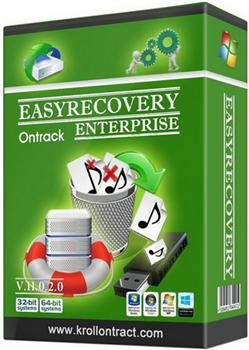 Ontrack EasyRecovery Professional + Enterprise