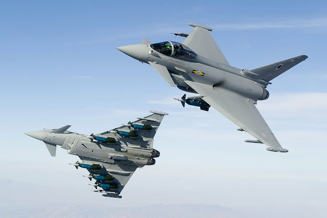 UK MOD SUBMITS FINAL TYPHOON PROPOSAL TO BELGIUM