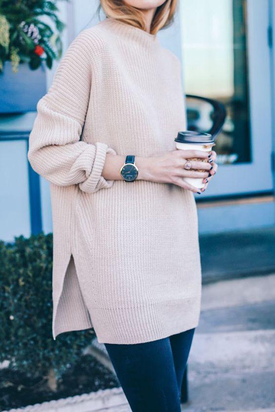inspiracje, sweter, wiosna, blog, stylizacja