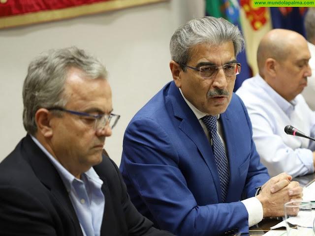 """Rodríguez: """"Pelearemos por que los Presupuestos estatales de 2020 recojan nuestros derechos y fueros"""""""