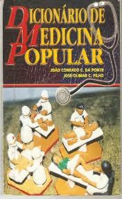 Livro - Dicionário Medicina Popular1