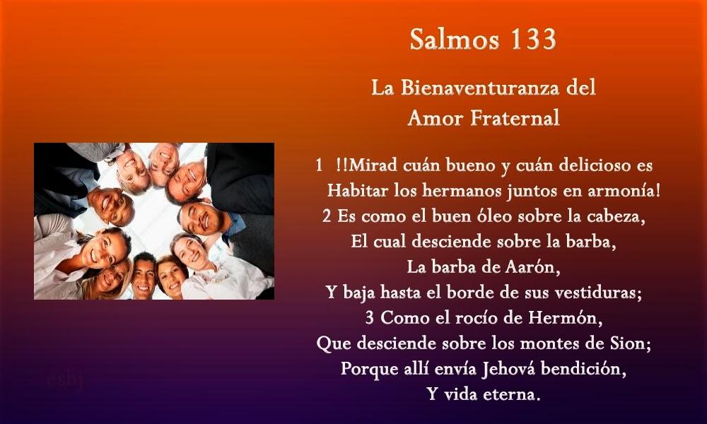 Frases Amor Fraternal: El Elyon Min. 990: LOS DEBERES FRATERNOS NO PODRÁN SER