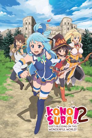 Kono Subarashii Sekai ni Shukufuku wo! 2 10/10 + OVA 2 [HDL] 150 MB [Sub.Español] (MEGA)