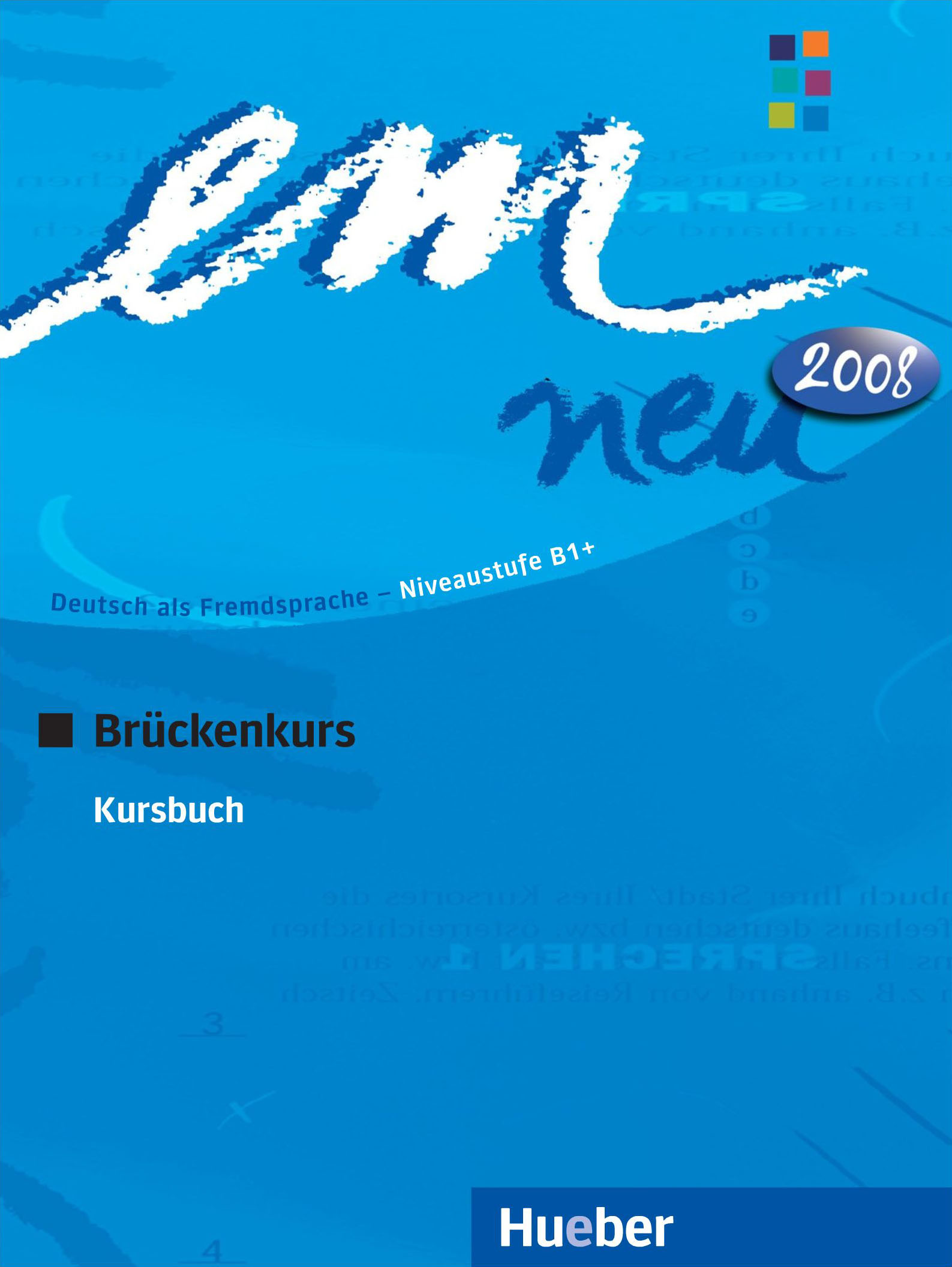 Download Hueber Verlag Em Neu 2008 Audio Cd Deutsch Lernen