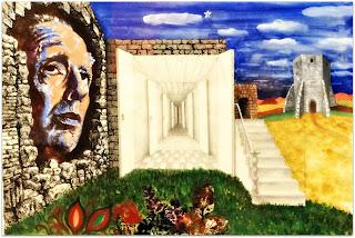 Antonio Berni - 'La Moneda de Hierro', Jorge Luis Borges
