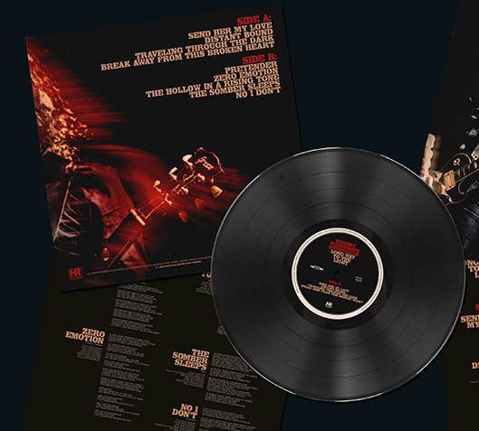 ROBERT PEHRSSON'S HUMBUCKER - Long Way To The Light (2016) disc