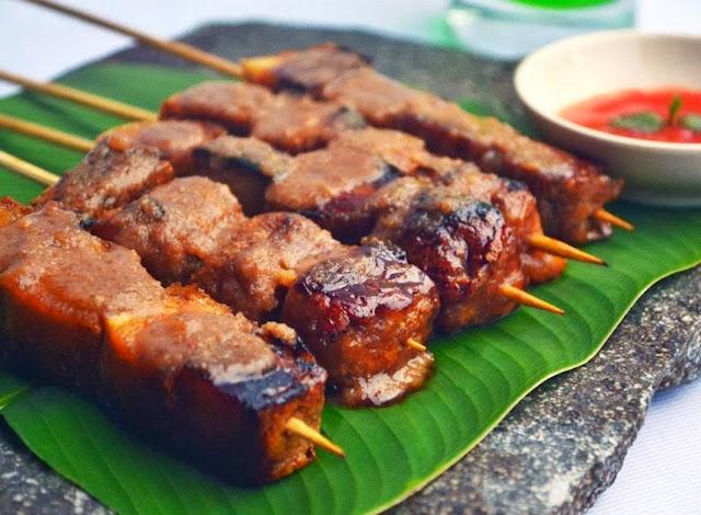 Recipes Satay Tofu