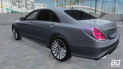 Download mod carro Mercedes Benz S500 4matic para GTA San Andreas, GTA SA Jogo PC