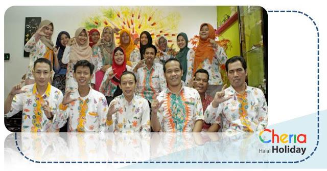 Cheria Holiday Team - Blog Mas Hendra
