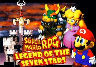 Super Mario RPG traduzido, Português. SNES