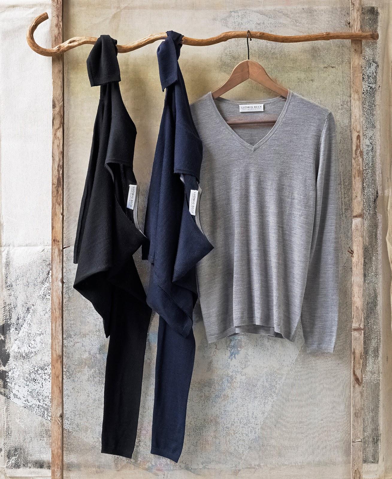 laurus fashiontipps ludwig beck m nchen eintauchen in die welt der wolle aktionen im. Black Bedroom Furniture Sets. Home Design Ideas