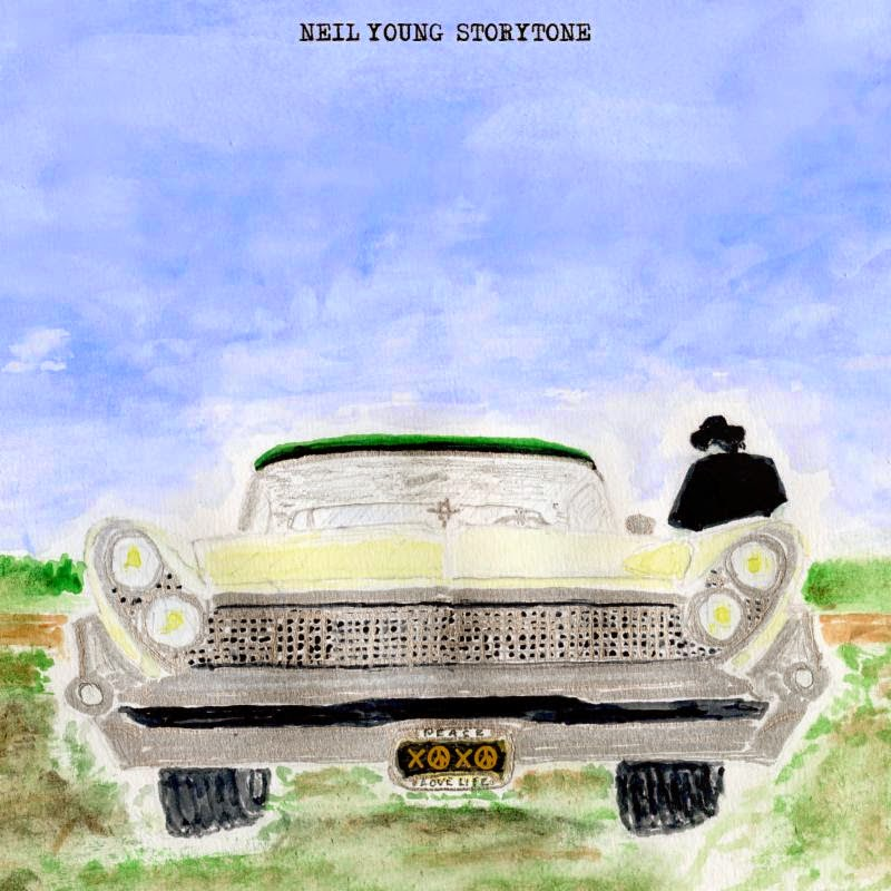 Neil Young's Storytone album