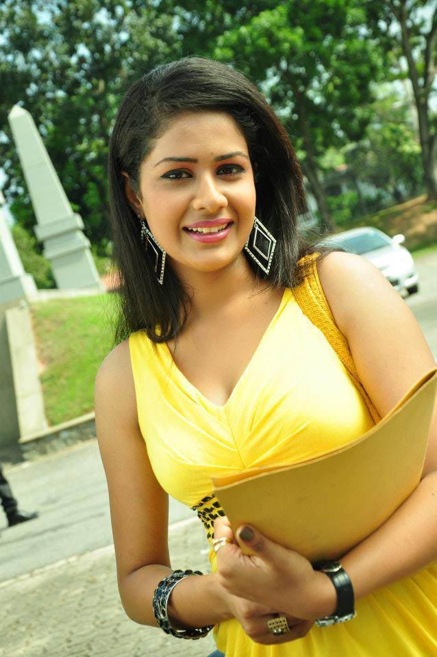 Srilankan Girls Sexy Fashion Maheshi Madushanka  Srilanka -9692