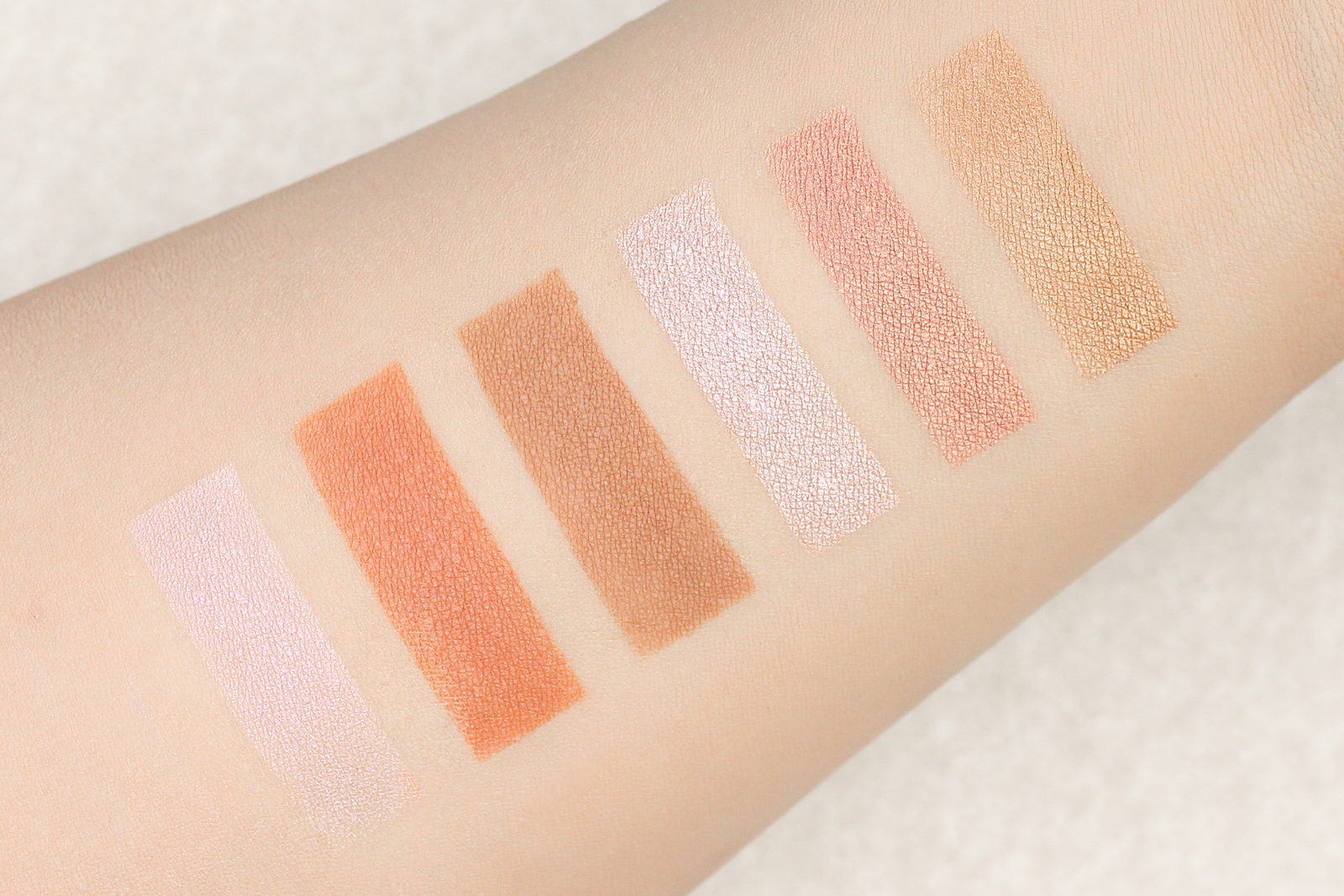 The Nubian Eyeshadow Palette by Juvia's Place #7