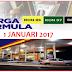 Harga Minyak Januari 2017 Petrol Dan Diesel Terkini