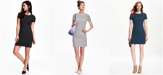 Old Navy Tee Dress $13 (reg $27)