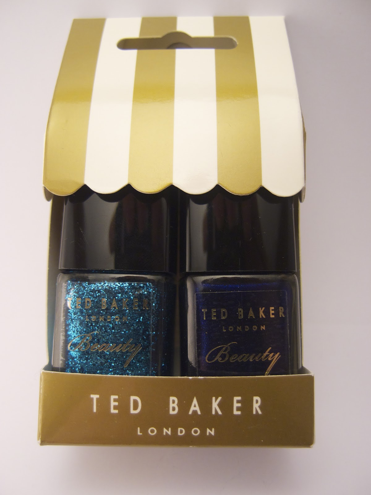 Ted Baker Nail Duos 10 Blank Canvases
