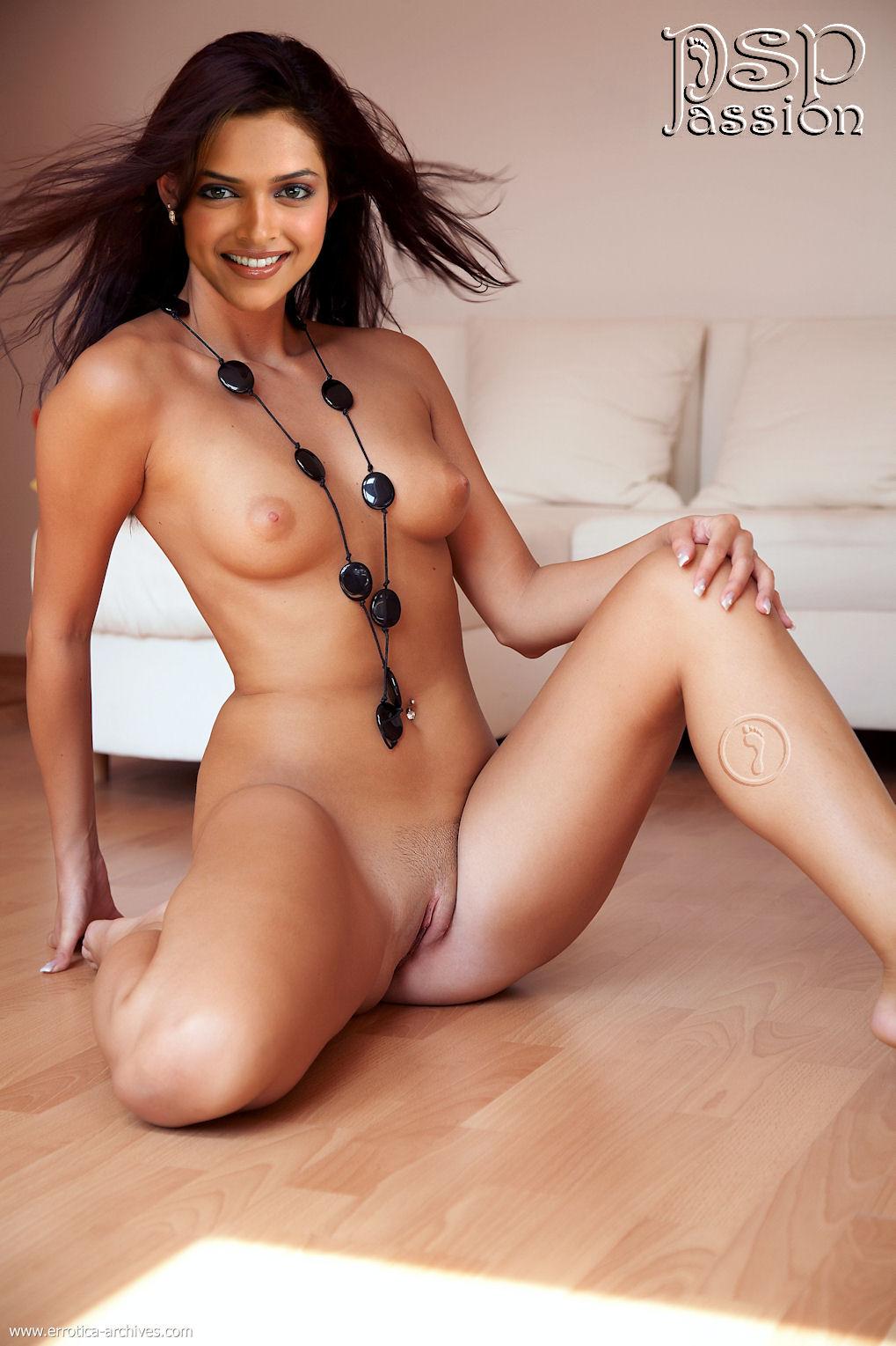 Deepika Padukone Nude