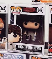 Funko Stranger Things Season 2 Ghostbuster Outfits Pop Vinyl Figures