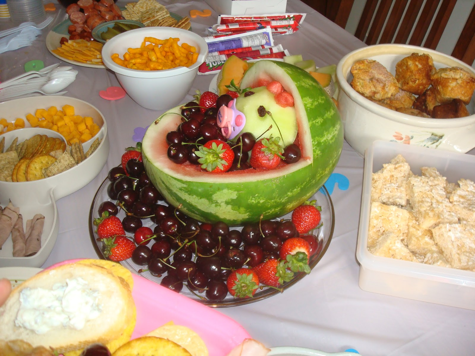 Baby Shower Food Ideas: Creative Baby Shower Finger Food Ideas