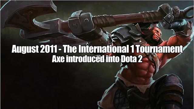 Fakta Menarik Tentang Axe Dota 2 Serta Hero yang Mirip Dengannya