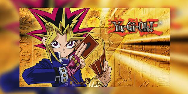 Rekomendasi Anime Game, Tentang Masuk Dunia Game Yu Gi Oh ! terbaru