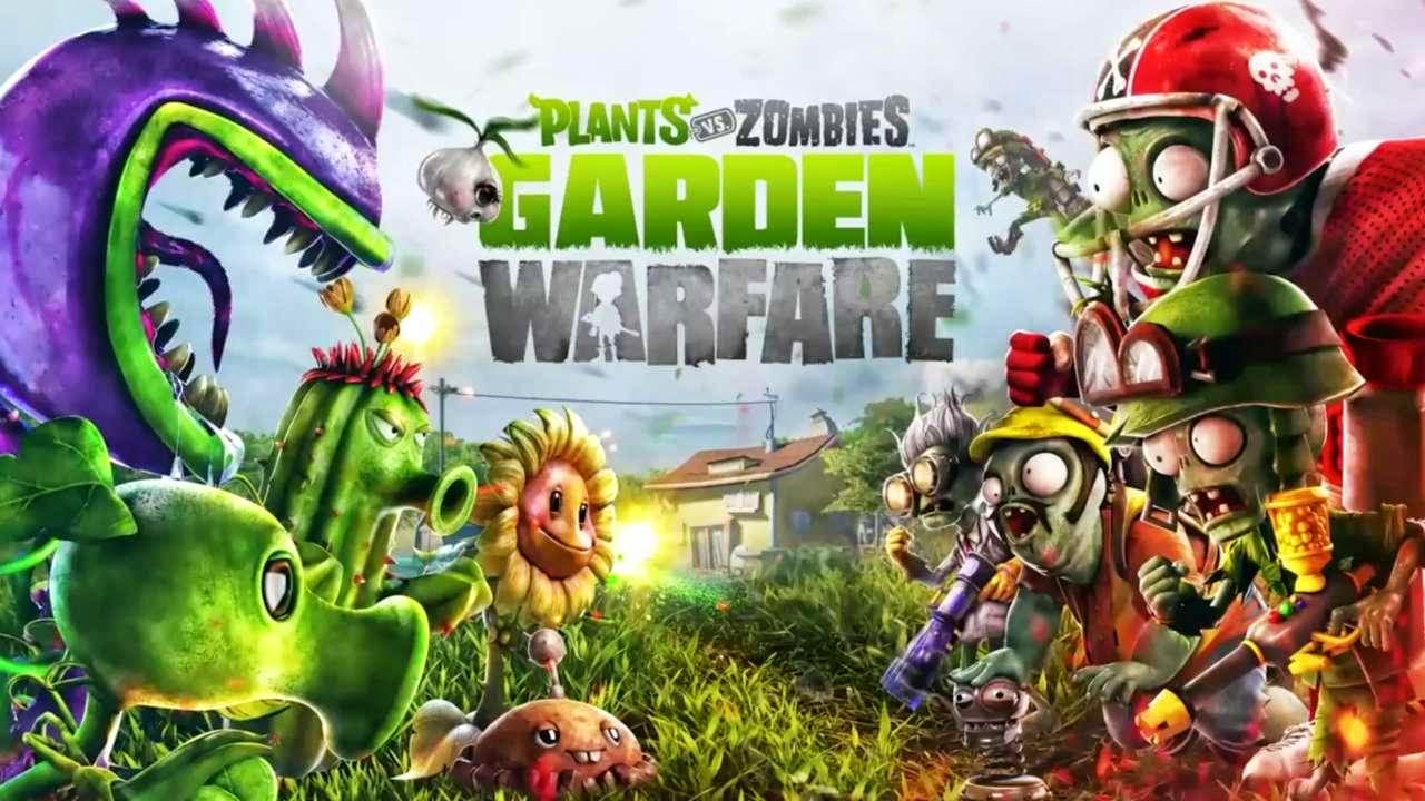 Bristolian gamer plants vs zombies garden warfare ps3 - Plants vs zombies garden warfare xbox one ...