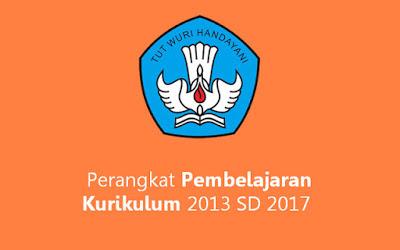 Perangkat Pembelajaran Kelas 3 SD Kurikulum 2013 Edisi Revisi 2017
