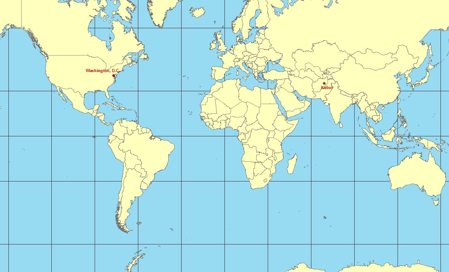 ... Mercator ...