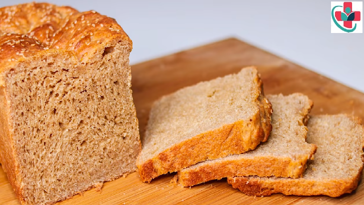 whole wheat flour brown bread
