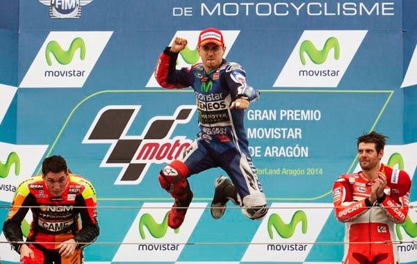 Lorenzo: MotoGP Memang Gila!