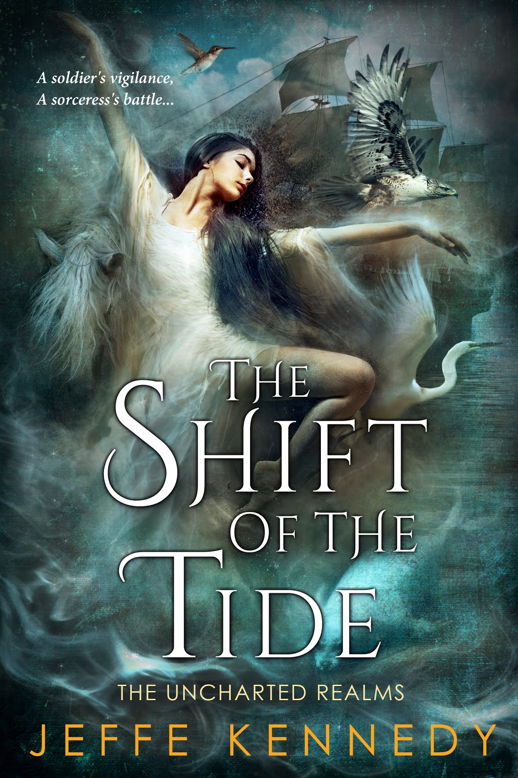 Shift The Tide (The Uncharted Realms Book 3)
