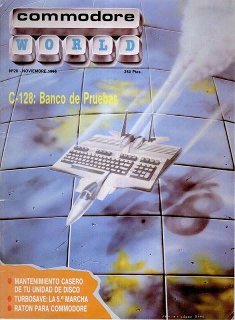 Commodore World #20 (20)