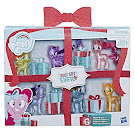 My Little Pony 6-pack Fluttershy Brushable Pony