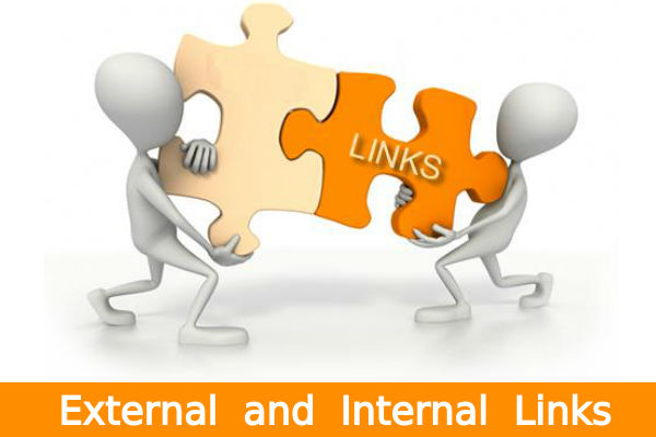 External and Internal Links