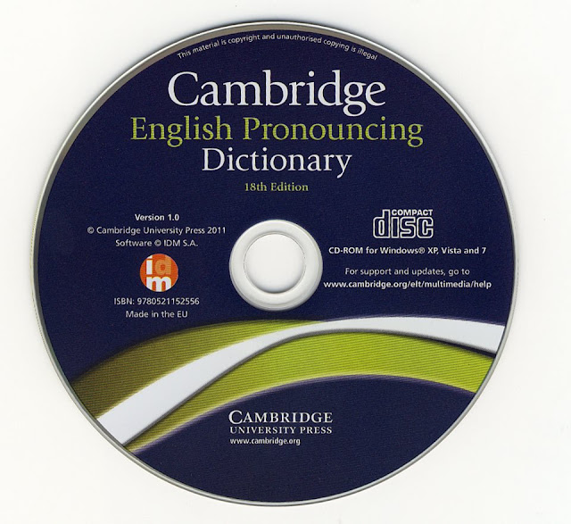Cambridge English Pronouncing Dictionary 13606920_1156605041077615_517750326072072274_n.jpg