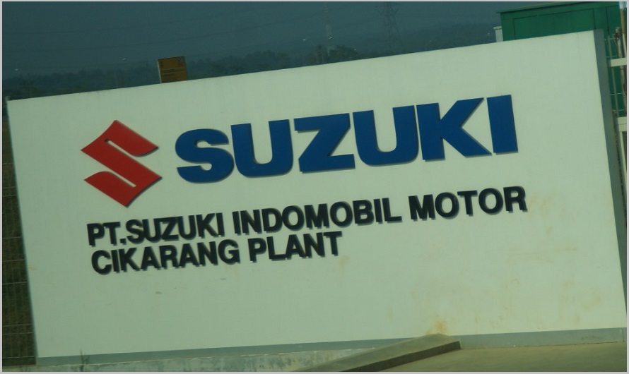 Lowongan kerja Kawasan GIIC | PT.Suzuki Indomobil Motor Plant Cikarang