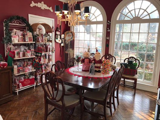 Deck your halls with Estate Sale deals in Nichols Hills - 50% OFF almost everything TODAY!