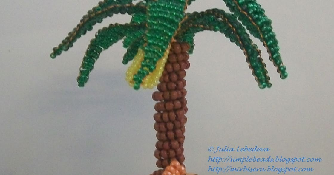 Beading For The Very Beginners Beaded Flowers And Trees