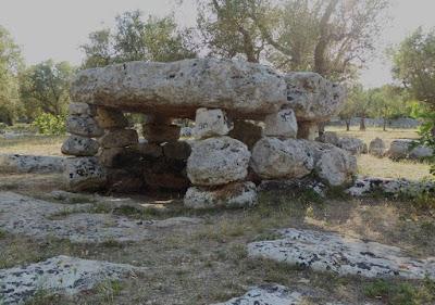 dolmen Li Scusi