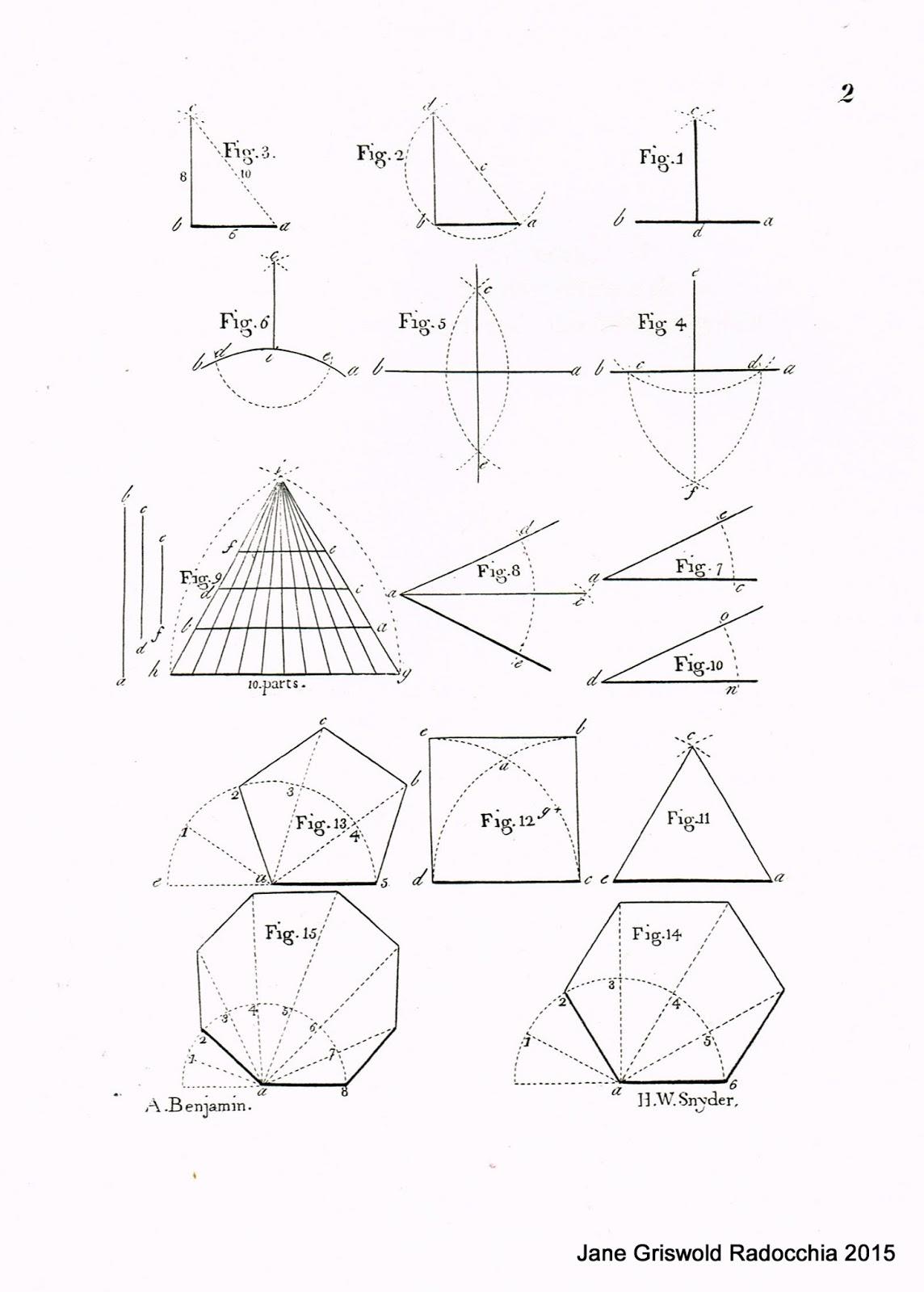 Jane Griswold Radocchia: Geometry of the Cobb-Hepburn