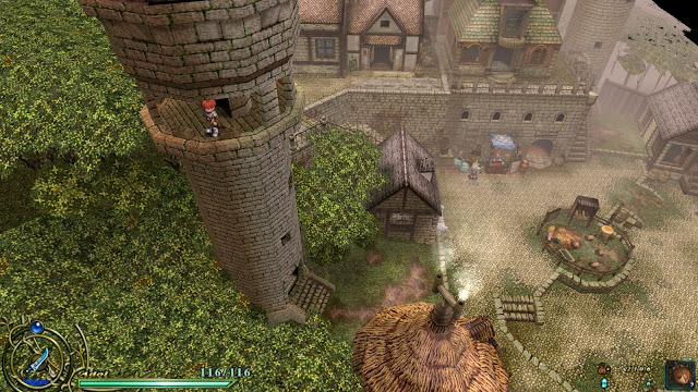 Ys VI: The Ark of Napishtim Screenshot-1