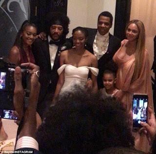 Lawrence Parker Roc Nation Wedding