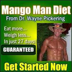 The Mango Man Diet