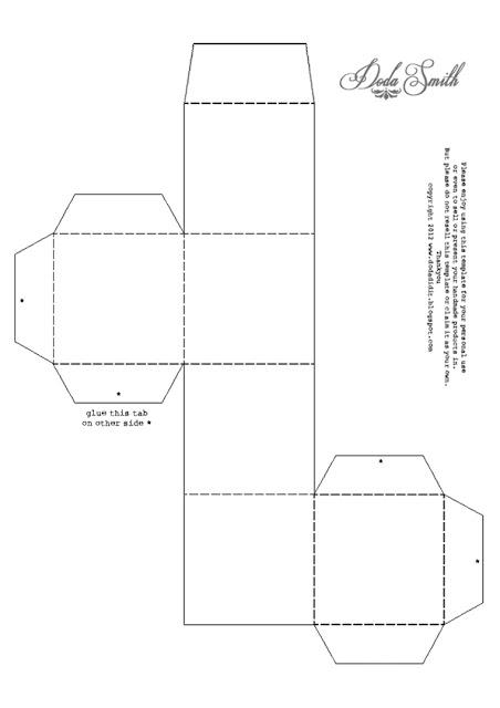 Cube Cut Out Template. http dodadidit blogspot com 2012 03 its ...